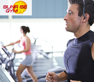 Web design and business website development for Sunrise Gym Wellness Studio